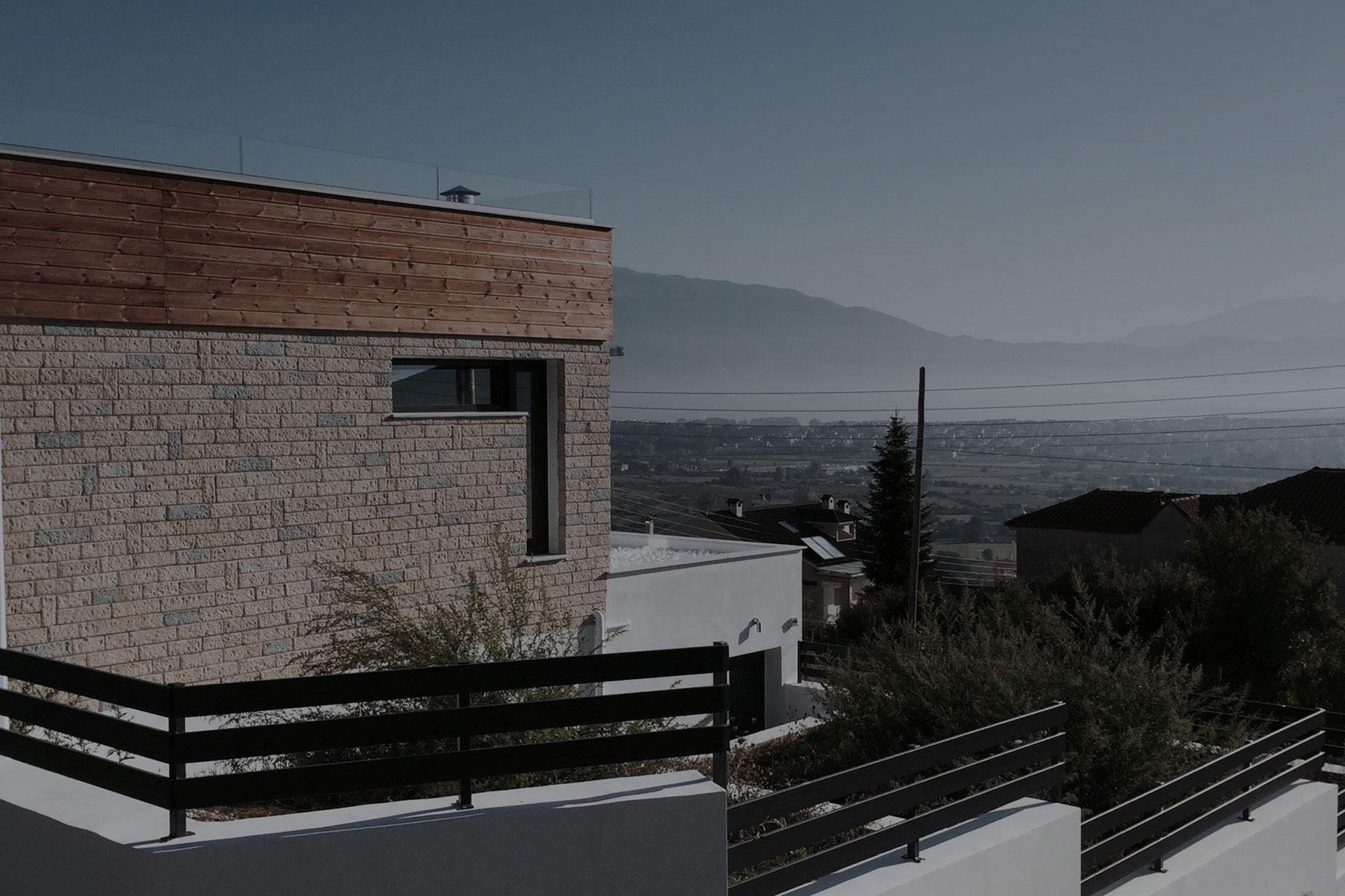 Χριστοφορίδης Κατασκευές | Μελέτη - Αρχιτεκτονικός σχεδιασμός