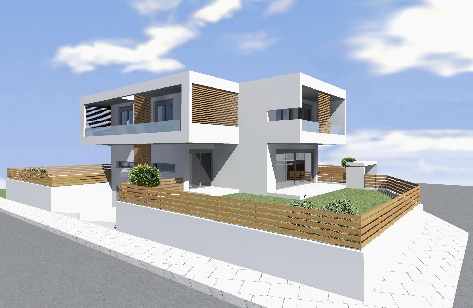 Νέο συγκρότημα κατοικιών | 2016