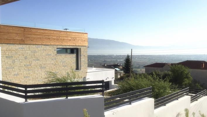Σύμμεικτη Βιοκλιματική Μονοκατοικία |  Ιωάννινα |2015