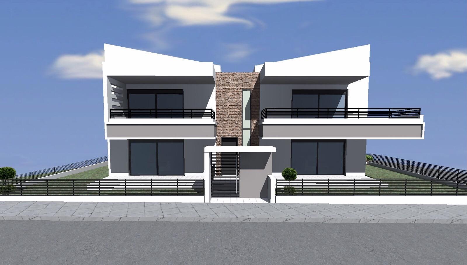 Νέο συγκρότημα κατοικιών | 2018